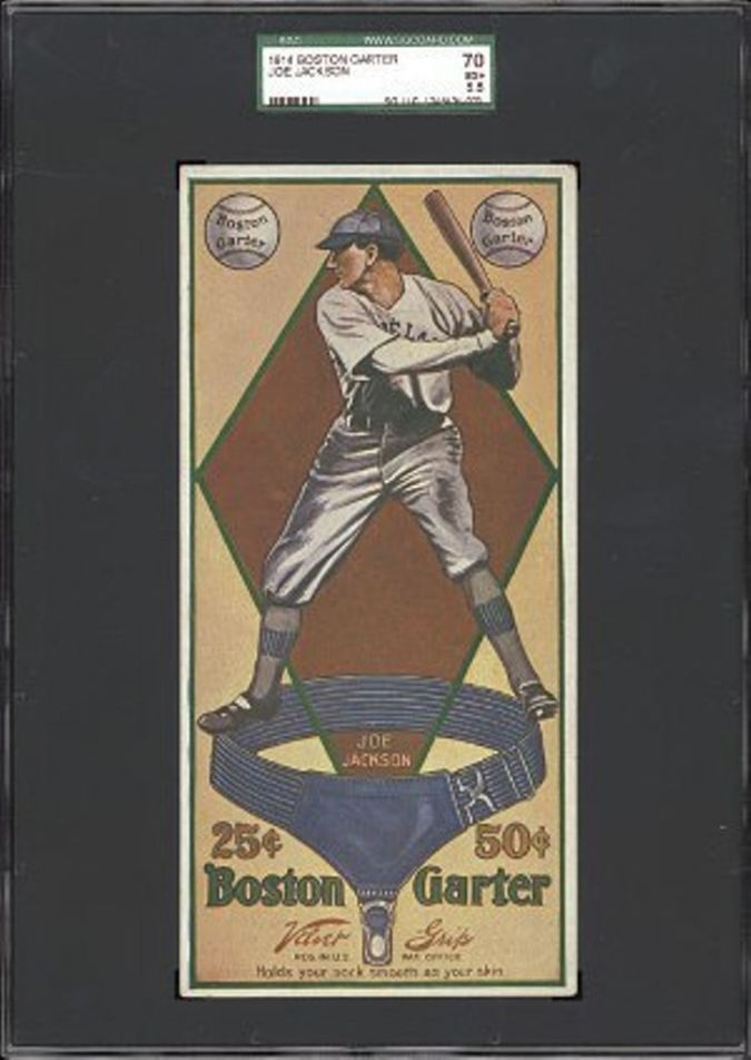 One-side List of the World's 10 Most Expensive Baseball Cards