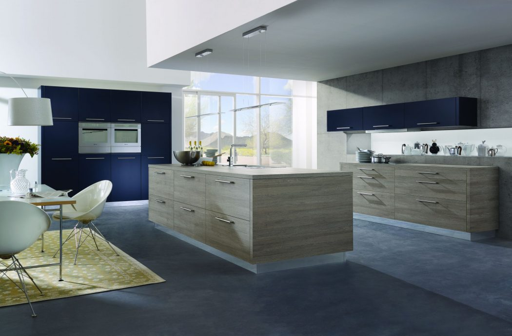 Open-Kitchen-Design-2013 Frugal And Stunning kitchen decoration ideas