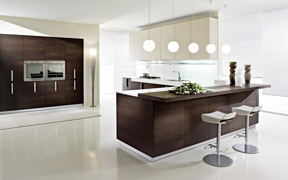 PEDINI-MAGIKA-WENGE-WOOD-KITCHEN-DESIGN_full Breathtaking And Stunning Italian Kitchen Designs