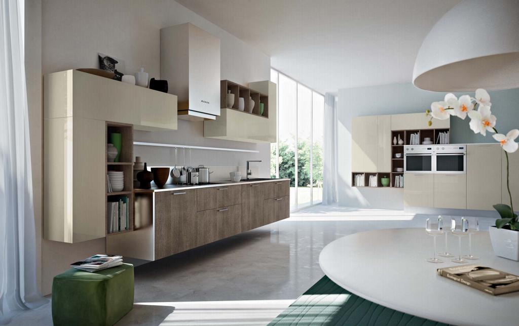 PEDINI-SAN-DIEGO-ECO1_full Breathtaking And Stunning Italian Kitchen Designs