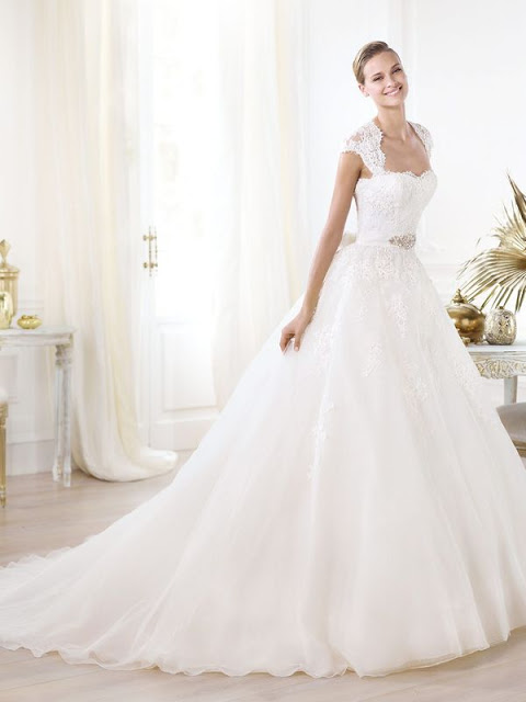 PS0038A 70 Breathtaking Wedding Dresses to Look like a real princess