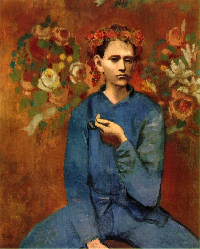 Picasso-Garçon-à-la-Pipe-1905 TOP 10 Most Expensive Paintings in The World