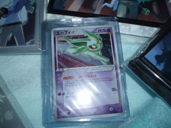 Pokemon-Fan-Club-Espeon Top 5 Most Expensive Pokemon Cards Ever