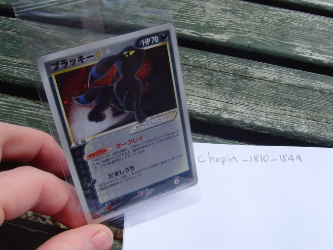 Pokemon-Fan-Club-Umbreon. Top 5 Most Expensive Pokemon Cards Ever
