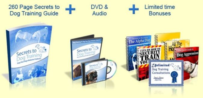 Products The Secrets of Training Dogs Are Now Revealed