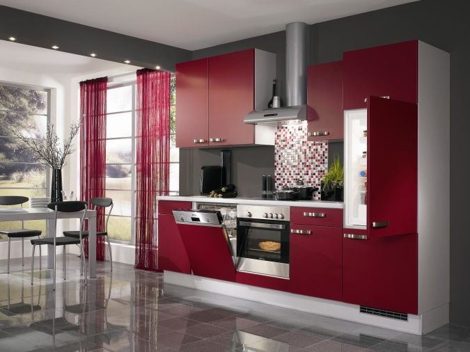 Red-in-the-interior-part-1latest-furniture-trends 20+ Awesome Images for the Latest Models of Curtains