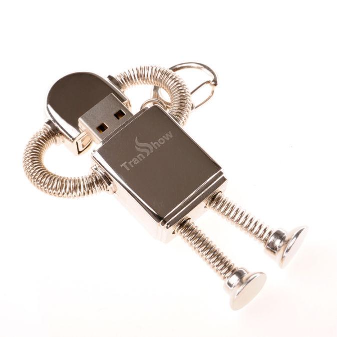 Robot-USB-drive Best 10 Robot Gift Ideas