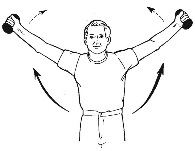 ShoulderAbduction How to Lose Arm Fat