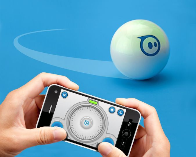 Sphero-Drive-composite3 Best 10 Robot Gift Ideas