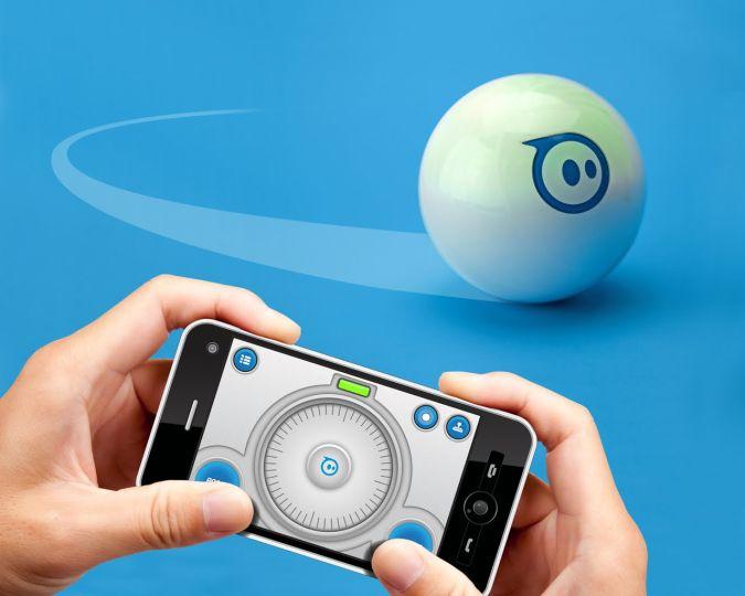 Sphero-Drive-composite3 Best 10 Robot Gift Ideas