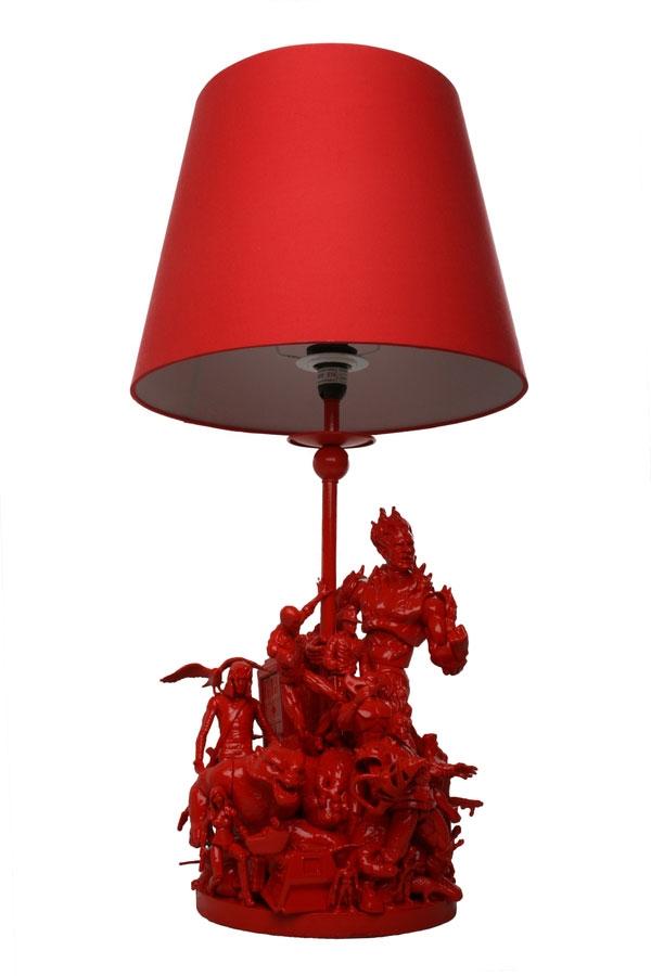 Super-Red-ERD-lamp-01 35 Amazing Robo Lamps for Your Children's Room