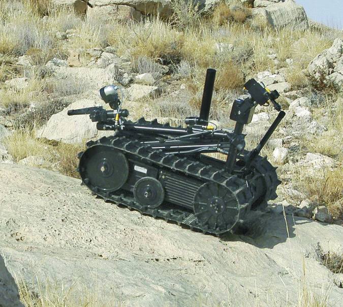 Talon Which Robots Do We Use in Military Applications?