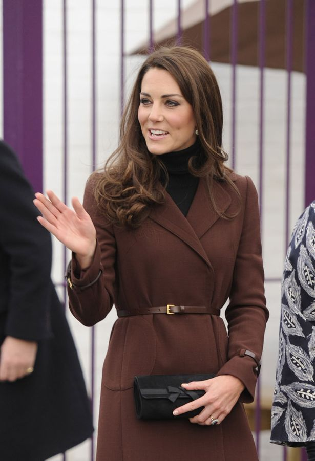 The-Duchess-of-Cambridge-Kate-Middleton-arrives-at-the-Br-ink-Liverpool The Most Famous Celebrities Clothing Brands