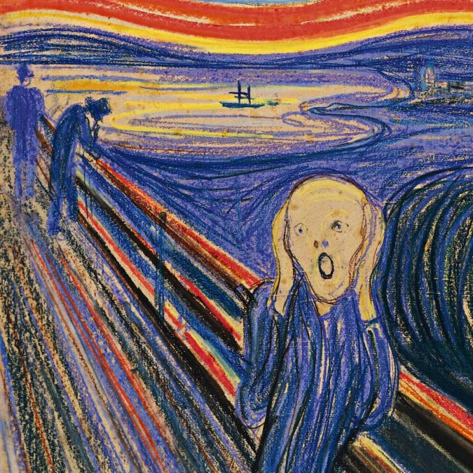 The-Scream TOP 10 Most Expensive Paintings in The World
