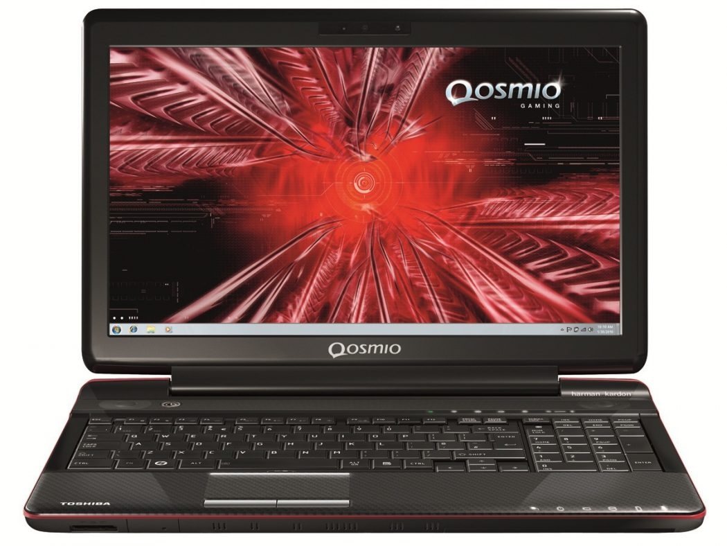 Toshiba_QOSMIO. TOP 10 Most Expensive Laptops in The World