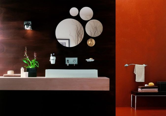 Wall-Home-Decorative-Wall-Mirror-Sticker Amazing and Catchy Wall Stickers for Home Decoration