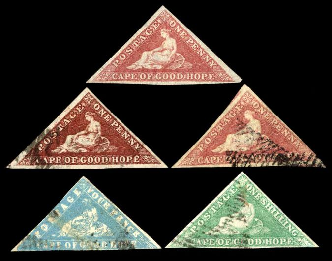 Woodblock-Stamps Top 10 Most Expensive Stamps in the World
