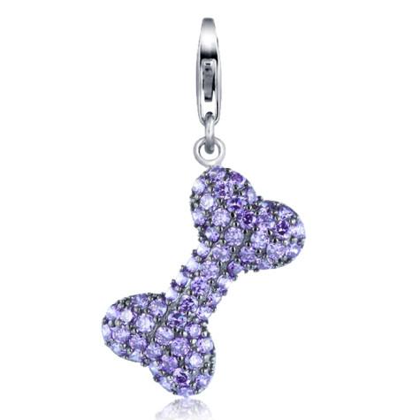 Yuhuatai-925-pure-silver-purple-zirconium-diamond-font-b-dog-b-font-font-b-bones-b-475x475 Dress Your Dog In Jewels