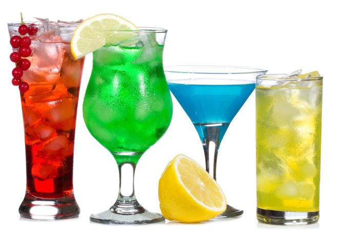 alcoholic beverages2 How to Lose Weight at Age +40