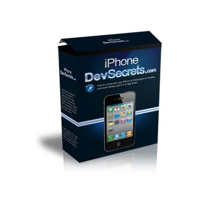 appdevsecrets- Create Your iPhone or iPad App or Game the Easiest Way Using App Dev Secrets
