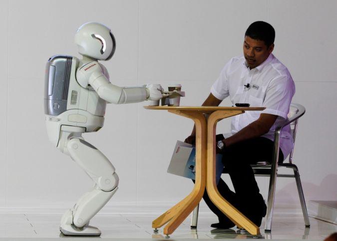 asimo-the-humanoid-robot-RTR2SB41 What Can Humanoid Robots Do?!