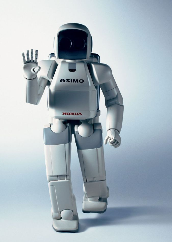 asimo What Can Humanoid Robots Do?!