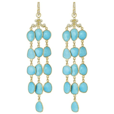 b7-475x475 How To Use Earrings With Straight Hair, Tied or with Veil
