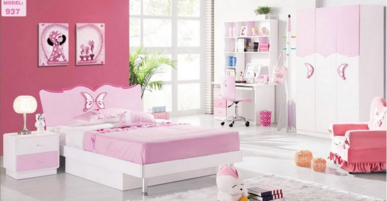 Girls\' Bedroom Decoration Ideas and Tips | Pouted.com