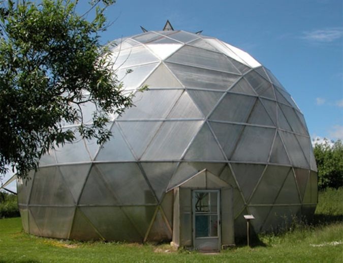 biodome Create Your Geodesic Dome Greenhouse Professionally, Step-by-Step