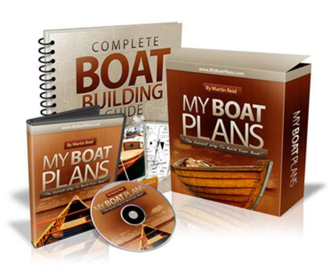 boat-building-plans. Step-By-Step Boat Plans for Building Your Own Boat