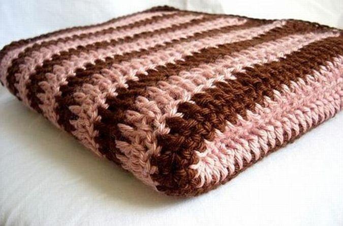 booties-blanket 23 Most Creative Handmade Gift Ideas