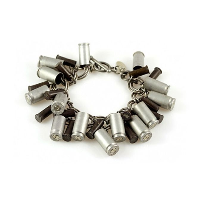 bullet-casing-bracelete 20 Most Unique and Uncommon Gift Ideas for Everyone