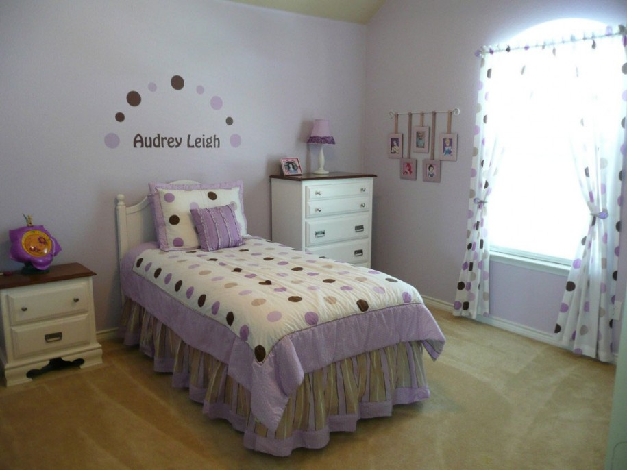 charming-girls-bedroom-ideas-design Girls' Bedroom Decoration Ideas and Tips