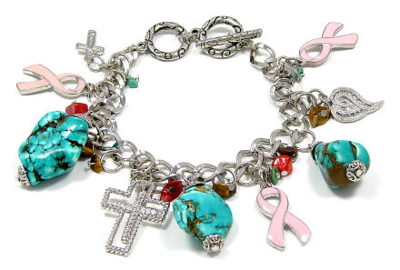 chunkypinkribsupporttoggle_lrg Demonstrate Your Devotion For Breast Cancer And Wear Its Jewelry