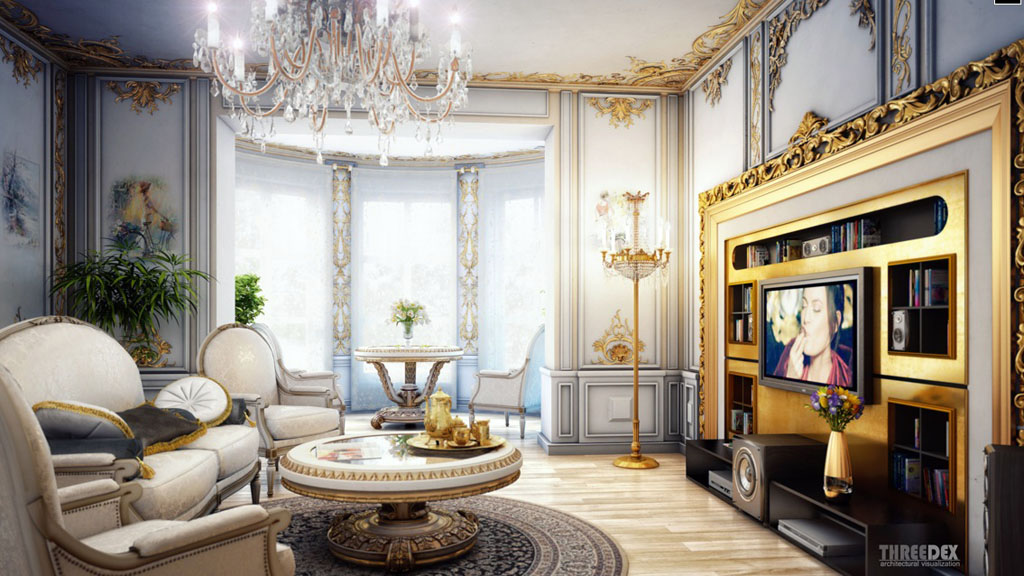 Comfortable Extravagant Victorian Living Room Decorating Stunning And Contemporary