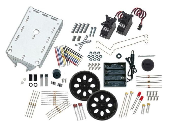 components Best 10 Robot Gift Ideas