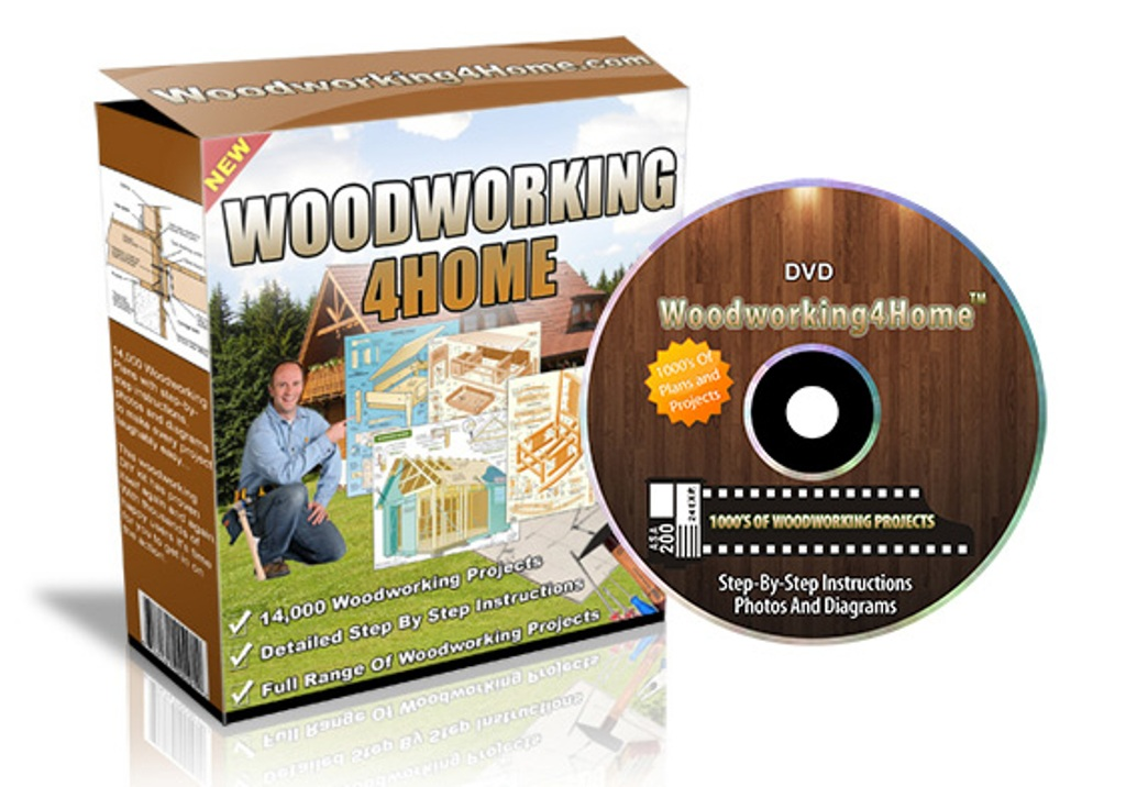 cover Get Access to 14,000 Woodworking Plans & Projects