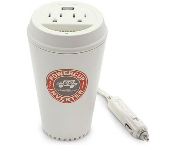 cup-power Awesome Gadget Charger for the Car