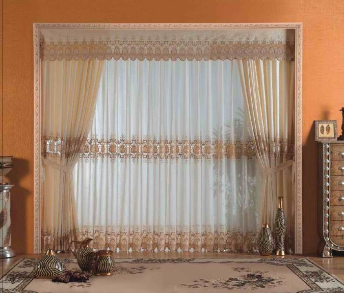 curtain 20+ Awesome Images for the Latest Models of Curtains