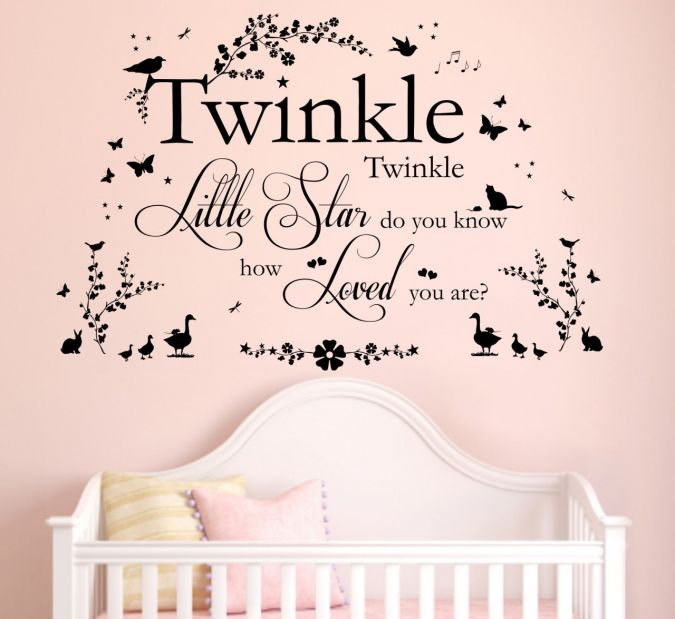 decoration Amazing and Catchy Wall Stickers for Home Decoration
