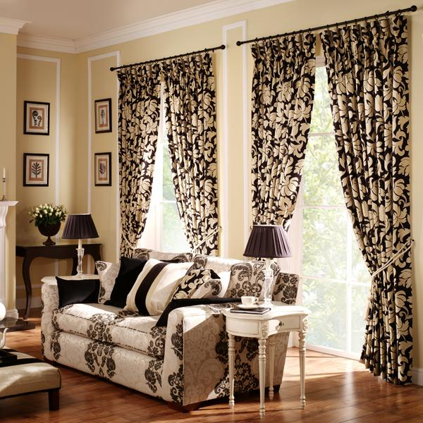 decoration119 20+ Awesome Images for the Latest Models of Curtains