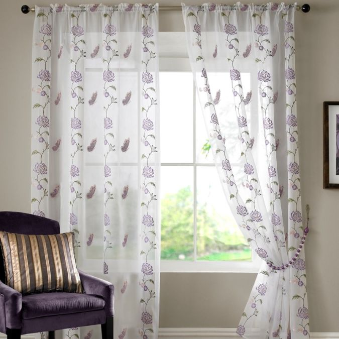 decoration3171 20+ Awesome Images for the Latest Models of Curtains