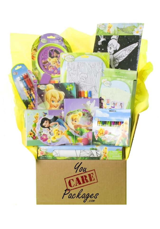 disney_tinkerbell How to Choose Birthday Care Package