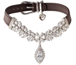 dog-necklace-1 Dress Your Dog In Jewels