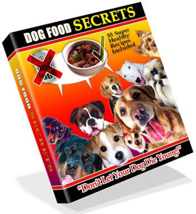 "dog_food_secrets1 How to Protect Your Dog Using "" Dog Food Secrets """