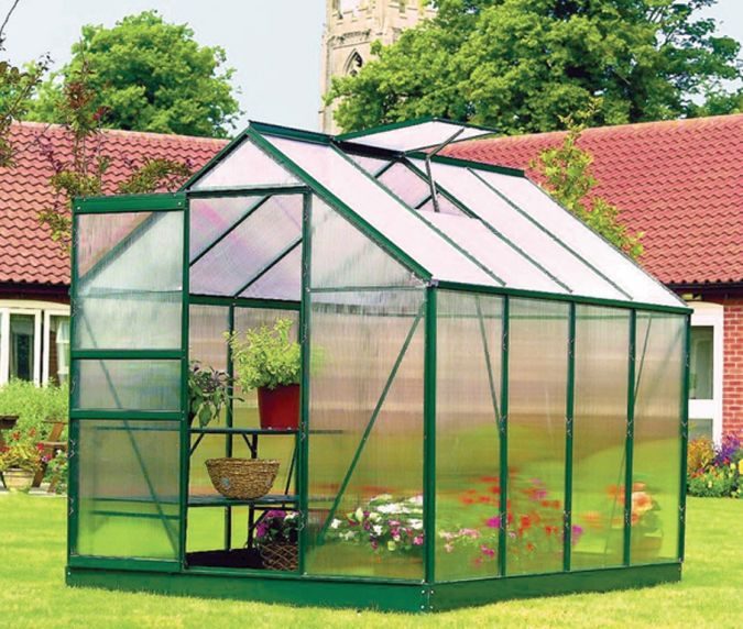 easy_start_greenhouse Build Your Own Greenhouse on This Weekend
