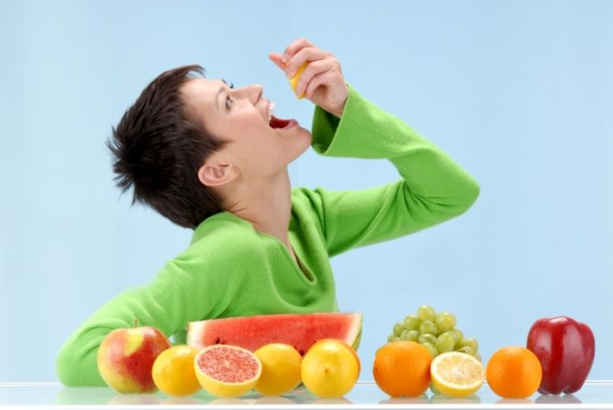 eat-fruit How to Lose Pregnancy Weight