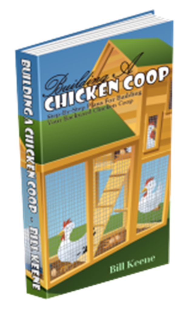 ebook-transparent How to Build Your Own Inexpensive Chicken Coop Easily