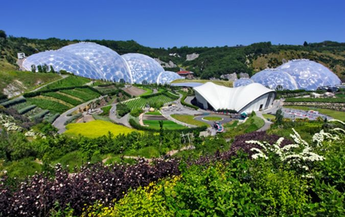 eden_project Create Your Geodesic Dome Greenhouse Professionally, Step-by-Step