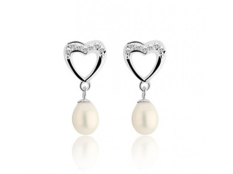 elegant-925-silver-pearl-lady-earrings-jo0078erss-702-800x600-475x356 How To Use Earrings With Straight Hair, Tied or with Veil
